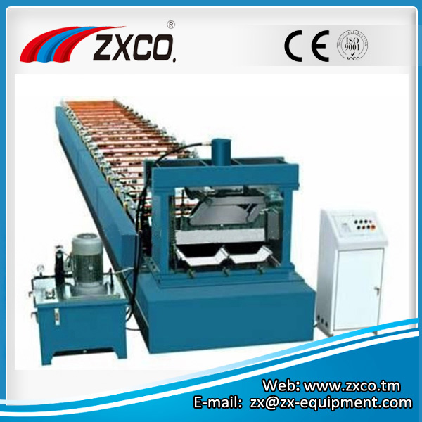 Concealed Roof Sheet Molding Machine