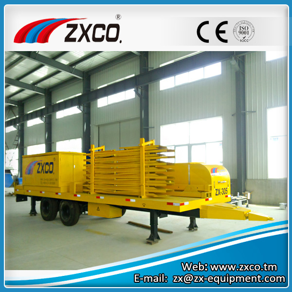 Large Span Curving Roof Roll Forming Machine ZX-305