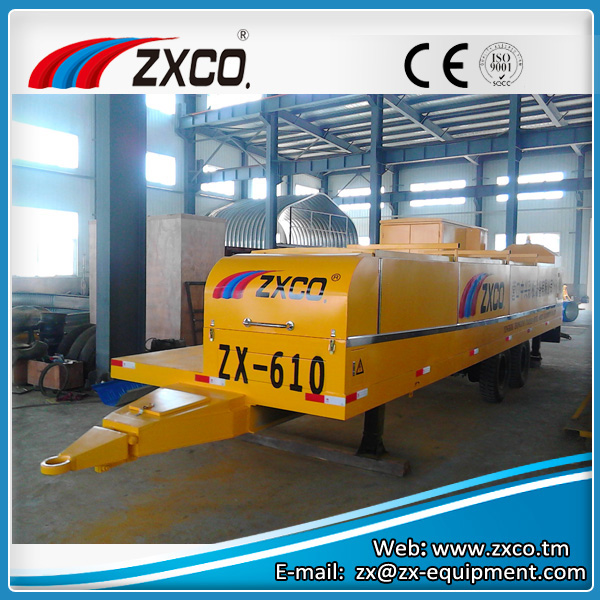 Large Span Curving Roof Roll Forming Machine