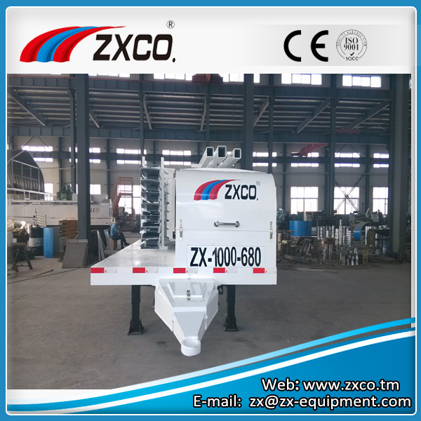 Glazed Tile Roll Forming Machine ZX-680
